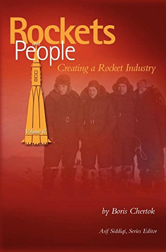 Series 4110 (Rockets and People, Volume II: Creating a Rocket Industry (NASA History Series SP-2006-4110))