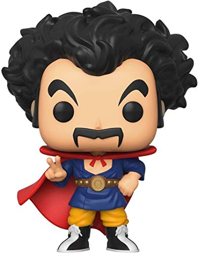 Funko- Pop Animation Dragon Ball Super S4-Hercule Figura Coleccionable, Multicolor (47682)