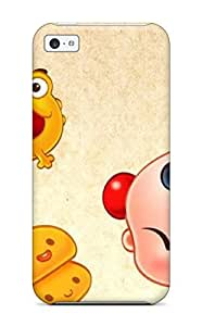 Cute Appearance Cover/tpu WdMkdYn650rfVxA Best Cute Anime Cell Phone S Case For Iphone 5c