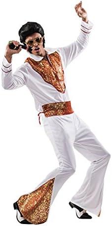 Disfraz de Elvis para hombre: Amazon.es: Juguetes y juegos