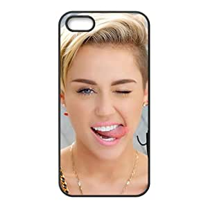 Beautiful outgoing Shining girl Cell Phone Case for iPhone 5S