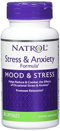 Natrol Saf Stress Formula Capsules, 90-Count