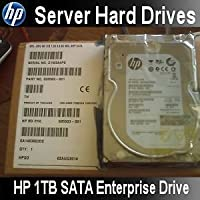 HP MB1000GCWCV MB1000GCWCV HP 1TB 7.2K 6G MDL LFF SATA SC HARD DRIVE