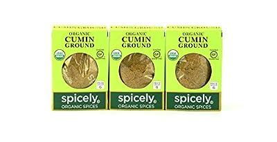Organic Cumin Ground