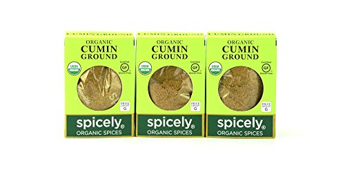 Photo of Spicely Organic Cumin Powder