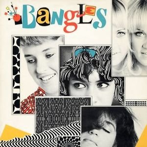 The Bangles: 1st Ep: Self-titled 12'': Pop Rock: 1982 by I.R.S. Records