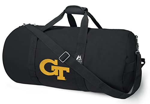 Georgia Tech Gym Bag - Broad Bay OFFICIAL GT Yellow Jackets Duffle Bag or Georgia Tech Gym Bags Suitcases