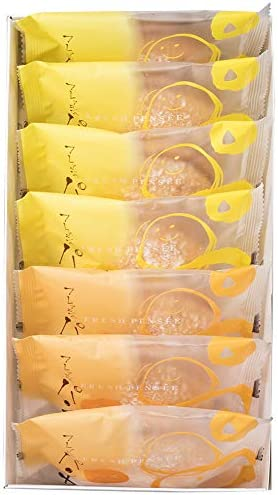 十勝たちばな フレッシュパンセ ブッセ 10個入(チーズバター5個、アンズジャム5個)