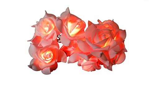 White Rose Led Lights - 2