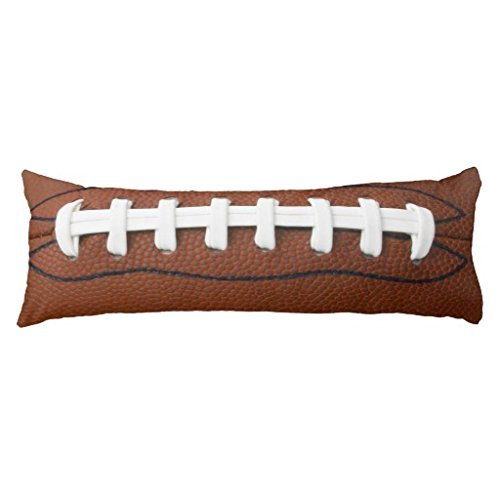 Koudjkd Football Design Body Pillowcase ()