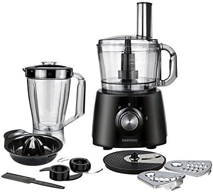 Daewoo dfp740 Robot de cocina: Amazon.es: Hogar