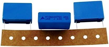0,68µF 630V DC ; 27,5mm ; B32654A6684J189 ; 680nF 5x MKP-Capacitor rad