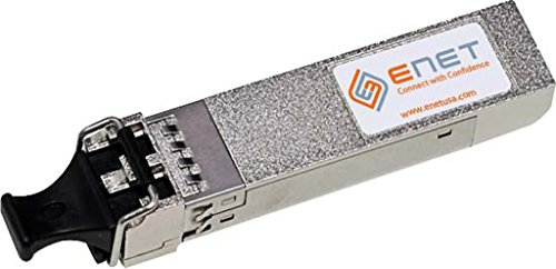 ENET Components | 10301-ENC | 10GBASE-SR SFP+ 850nm 550m MMF OEM Compatible Transceiver, Included from ENET Components, Inc.