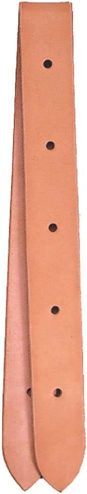 Colorado Saddlery The Off Side Leather Billet