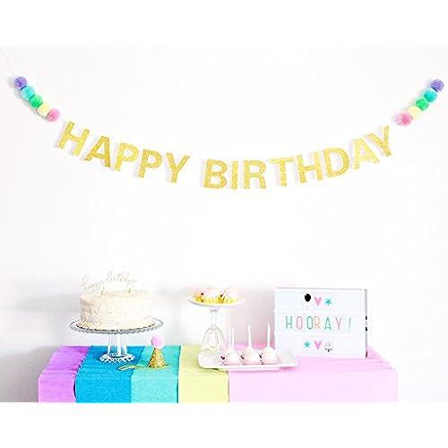 Unicorn Birthday Supplies: Amazon.com