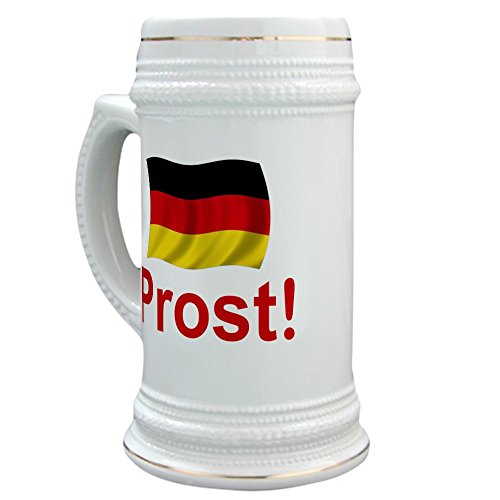 CafePress German Prost Cheers Ceramic