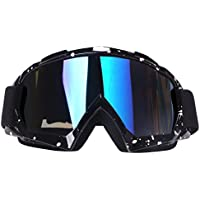4-FQ Motorcycle Goggles Dirt Bike Goggles, Motocross...