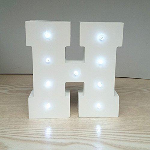 Led Alphabet Lights - 2