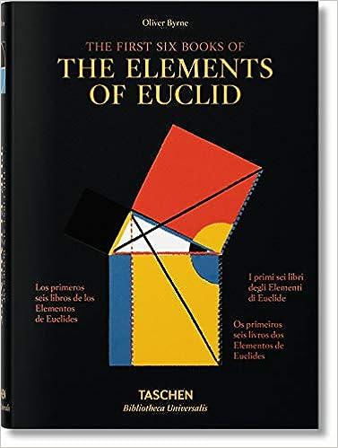 Byrne. Los Libros De Euclides por Werner Oechslin epub