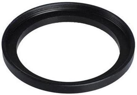 Adorama Step-Up Adapter Ring 43mm Lens to 49mm Filter Size
