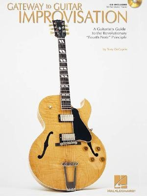 [(Gateway to Guitar Improvisation)] [Author: Decaprio Tony] published on (March, 2003) ebook