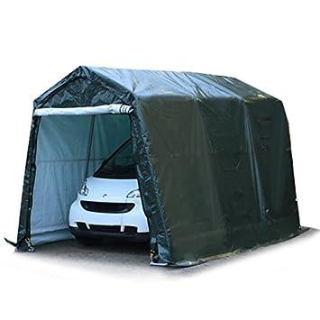 TOOLPORT 24 x 36 m Portable Garage Storage Shed Shelter Tent Carport  sc 1 st  Amazon UK & TOOLPORT 24 x 36 m Portable Garage Storage Shed Shelter Tent ...