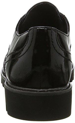 Negro black Para Oxfords Tamaris 23664 Mujer 74w6AnHO
