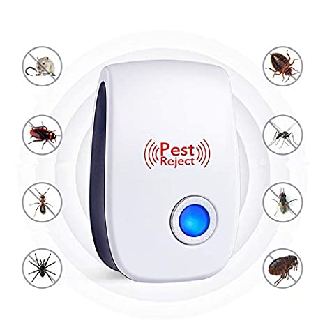 WSZZF311 Inicio Electricidad Repelente USB Portátil Versión Mejorada Gato Electrónico Ultrasónico Lámpara de Mosquito Solar Interior