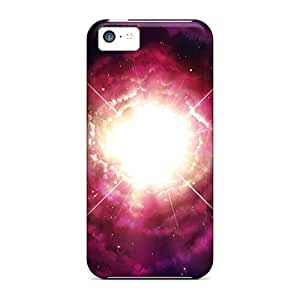 High Grade SherrilClaudette Cases For Iphone 5c - Nebulae