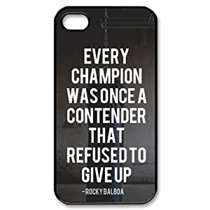 Clzpg Customized Iphone4,Iphone4S Case - Strong shell phone case
