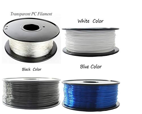 Shi-y-m-3d, 1.75/3 mm Filamento de PC Premium for Impresora ...