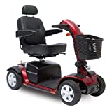 pride victory mobility scooter - Victory Sport 4-Wheel Fast Power Electric Scooter Pride Mobility SC710 DXW Red Color