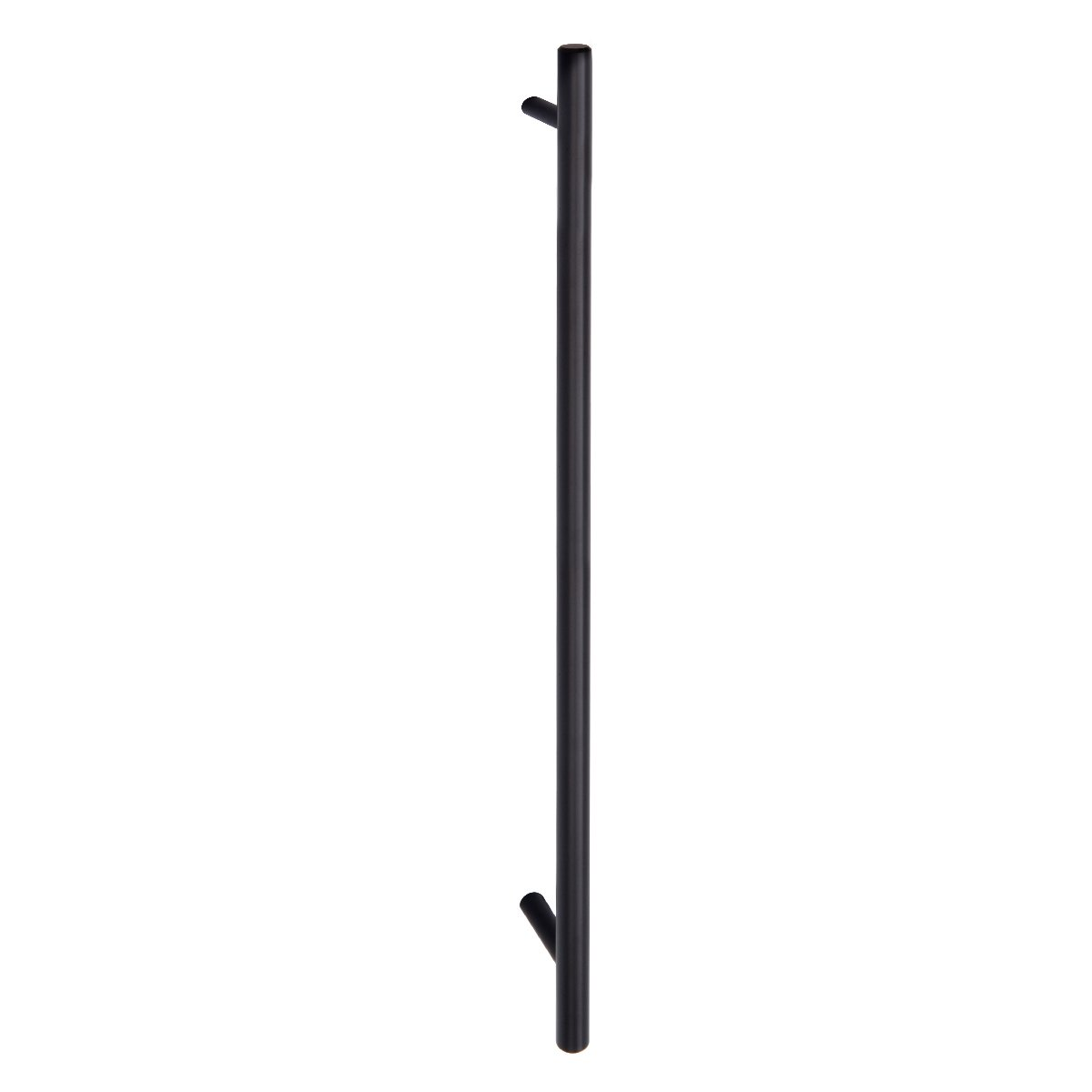 9,52 mm de di/ámetro Paquete de 10 Basics centro del orificio de 8,89 cm Tirador de armario en forma de barra Cromo pulido 14,93 cm de longitud tipo europeo