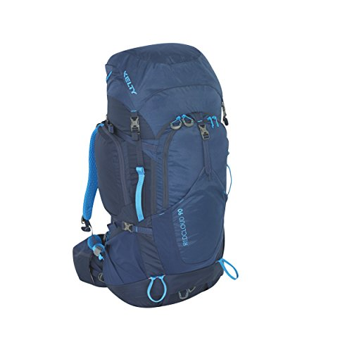 Kelty Red Cloud 90 Backpack, Twilight Blue