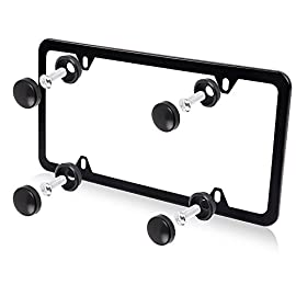License Plate Covers and Frames