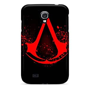 Anti-Scratch Hard Phone Covers For Samsung Galaxy S4 (XCK4089htos) Customized Fashion Assassins Creed Series