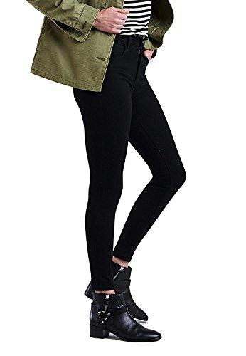 Levis Taille Noir Hirise C 720 27W Skinny Pantalon Galaxy Super 30L 7Fnqd80w74