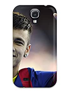 CATHERINE DOYLE's Shop New Style Case Cover Neymar In Barcelona Galaxy S4 Protective Case