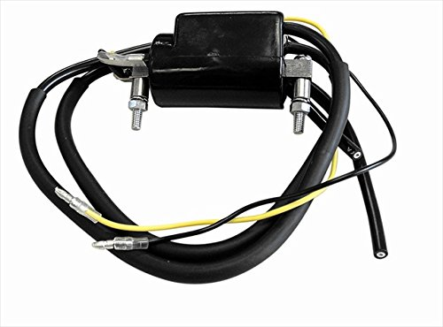 K&L Supply 20-8450 KZ & GS Ignition Coil, Points