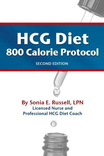 HCG Diet 800 Calorie Protocol Second Edition