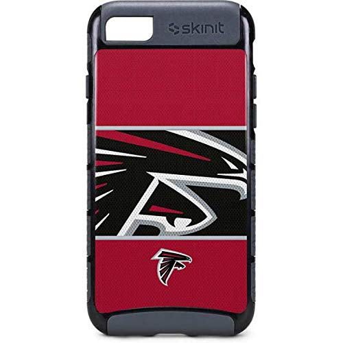 - Skinit Atlanta Falcons iPhone 8 Cargo Case - Officially Licensed NFL Phone Case - Double Layer iPhone 8 Cover