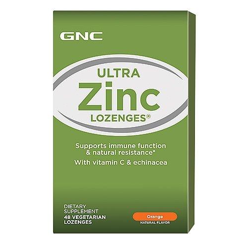 gnc-ultra-zinc-lozges-orange-48-vegetarian-loznges
