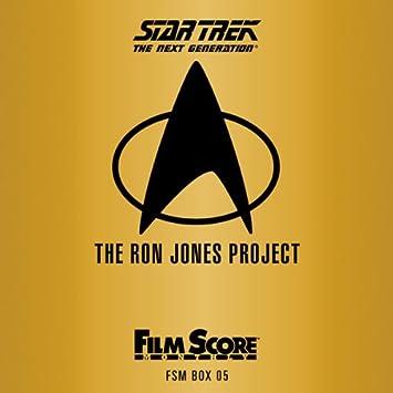 Star Trek: The Next Generation: The Ron Jones Project (14 CD) [Soundtrack]