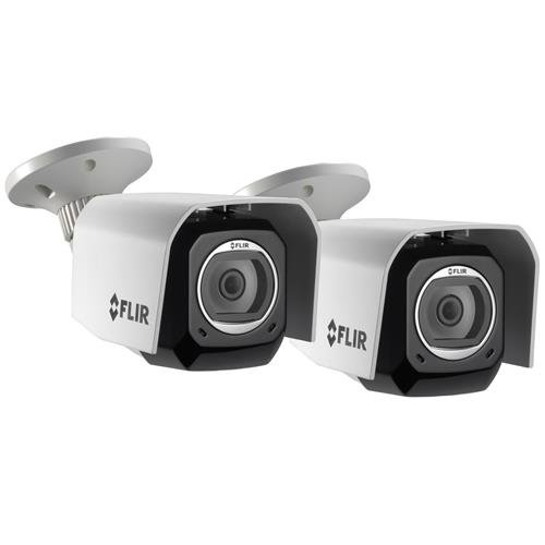 FLIR FX FXV101 4MP Outdoor Wi-Fi Camera with Cloud Recording