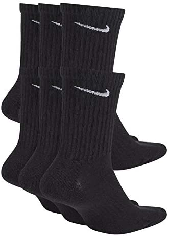 NIKE Dri-Fit Training Cotton Cushioned Crew Socks