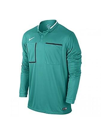 5ccbe181 Nike TS Long Sleeve Top Jersey Referee Kit Multi-Coloured: Amazon.co ...