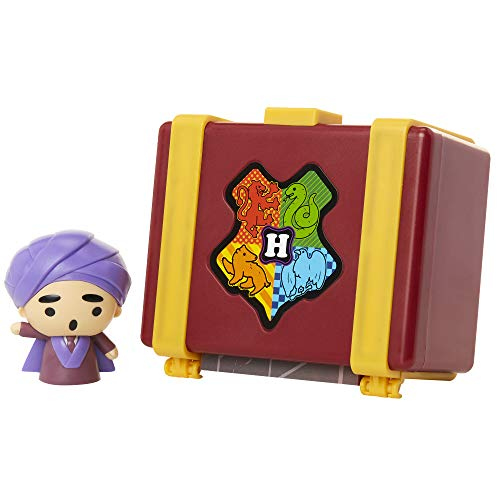"HARRY POTTER Charms Professor Quirrell Collectible 2"" Toy Figure Playsets, Connect & Display to Create Memorable Scenes - 12 Different Figures to Collect!"