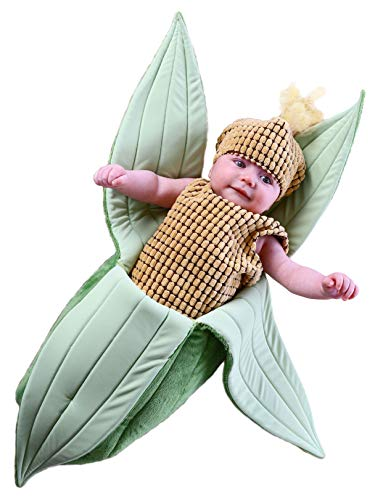 Corn On The Cob Costumes Baby - Princess Paradise Baby's Ear of Corn