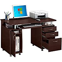 Modern Designs Multifunctional Office Desk with File Cabinet (30 high x 48 long x 24 deep)