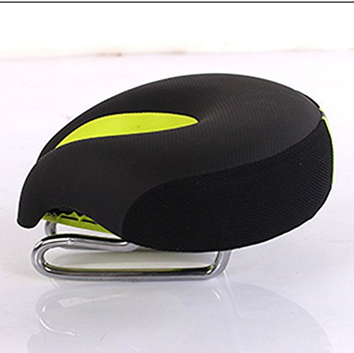 outdoor accessories Bike Seat for Men and Women Cushion Extra Soft for Mountain Bike, Hybrid and Stationary Exercise Bike Liberate Prostate Seat Bicycle Saddle Bike Saddle No Nose